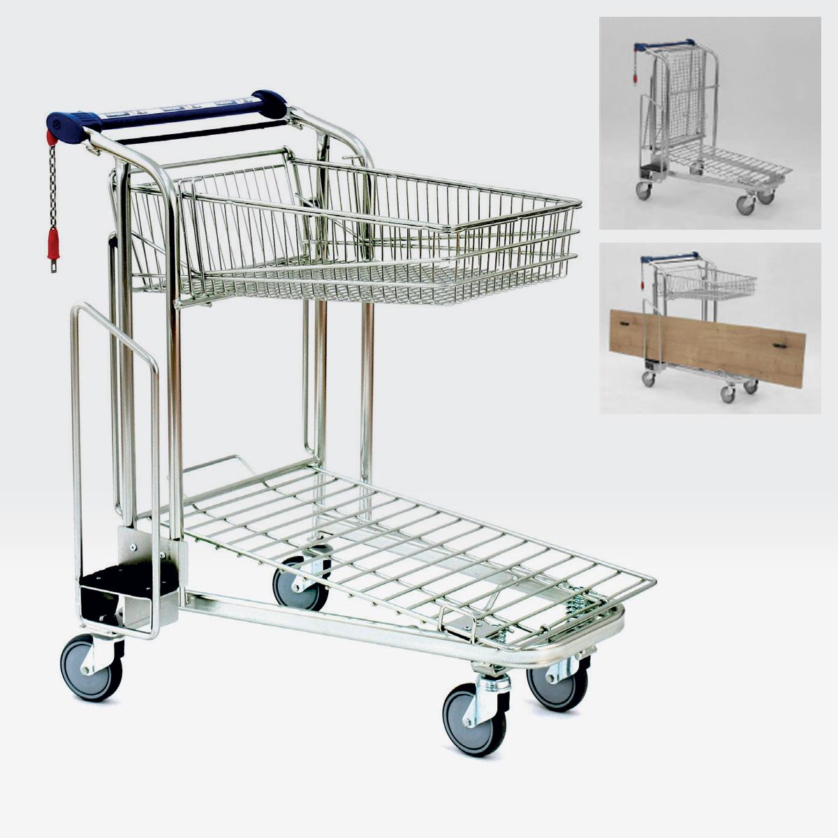 Carrello trasporto merci VARIO WTP-3A