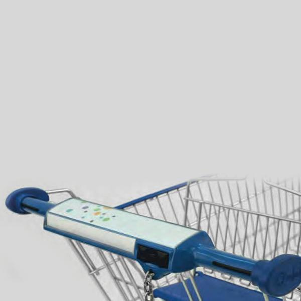 Accessori per carrelli - Troleymatic con portamonete integrato