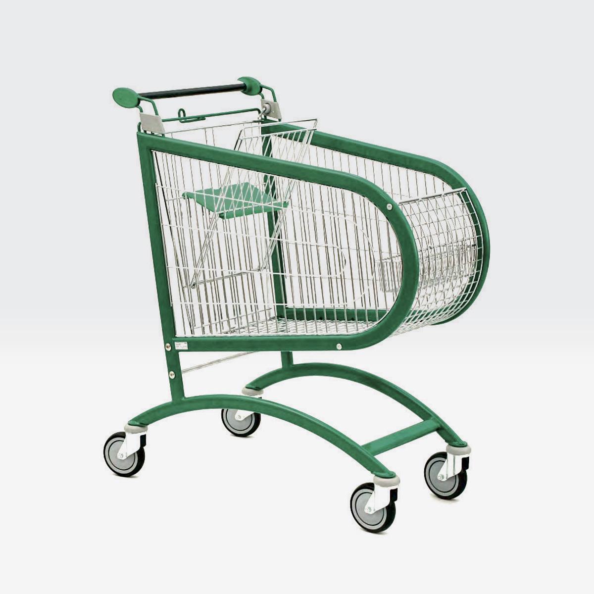 Carrello negozio AVANT P140