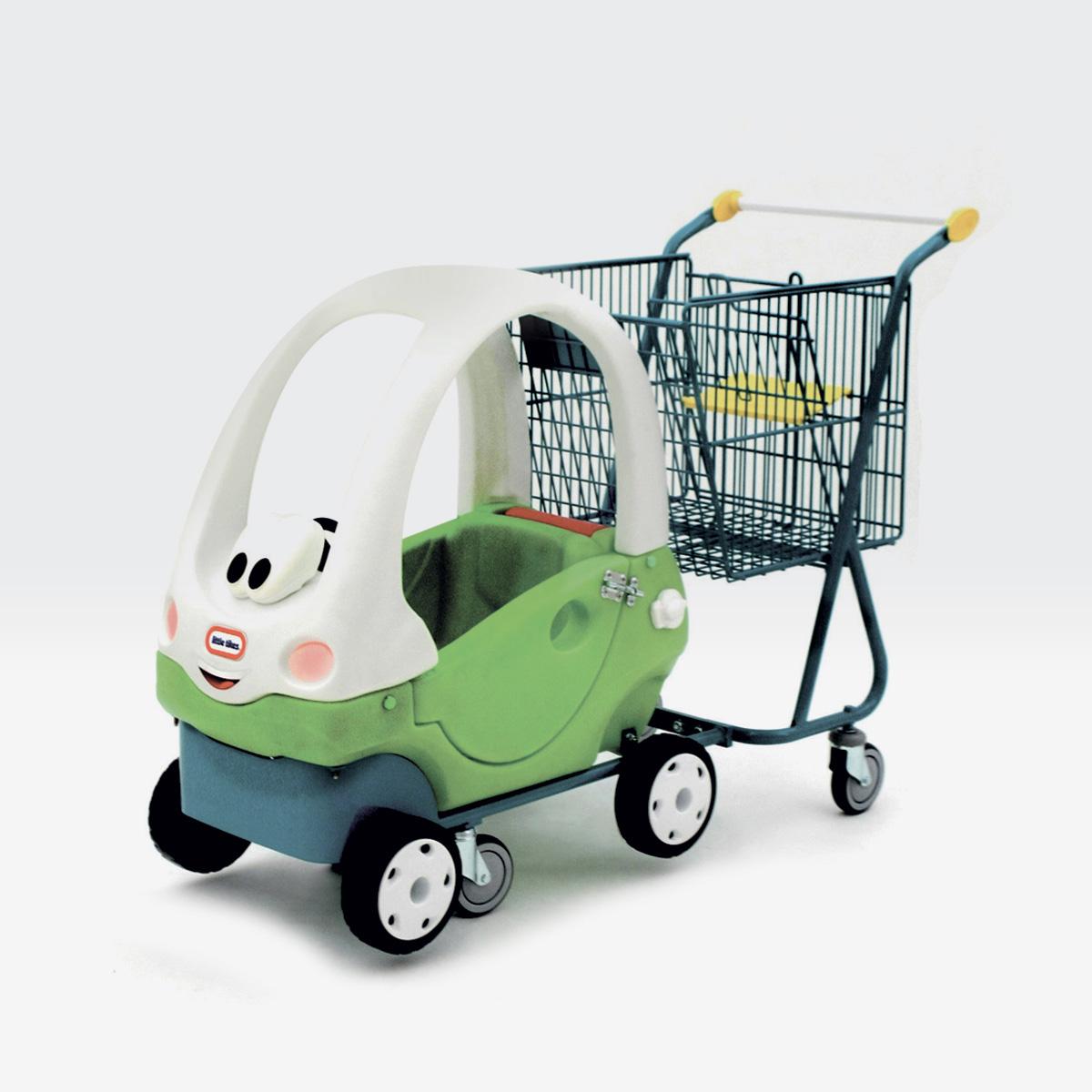 Carrello per bambini Kid Car 110S