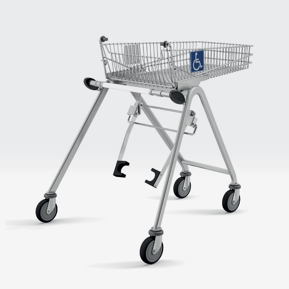 Carrello per disabili WTN-1 02