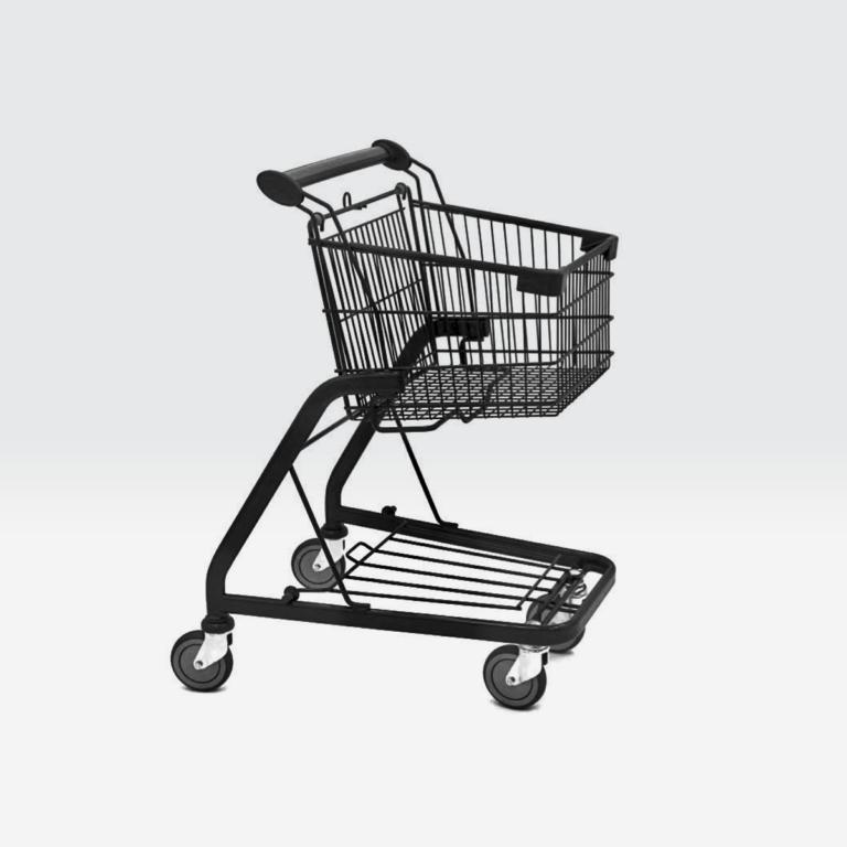 Carrello negozio CLASSIC 60 - Filomarket